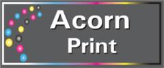 acorn print logo